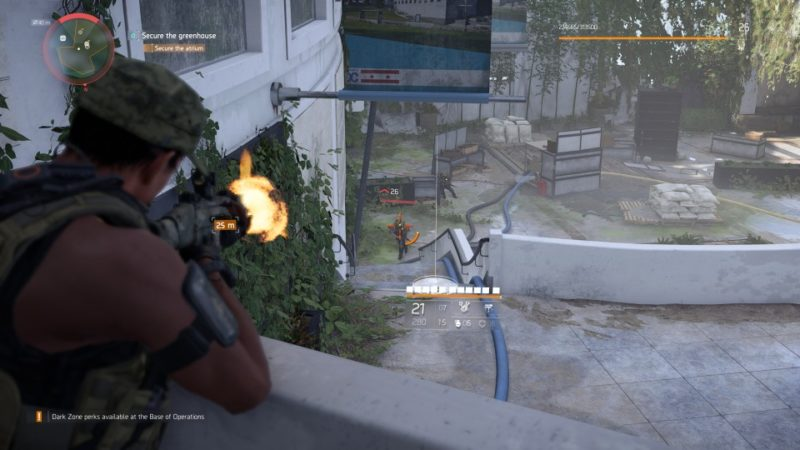 the division 2 - greenhouse community wiki