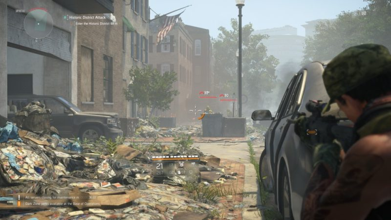 the division 2 - historic district attack guide