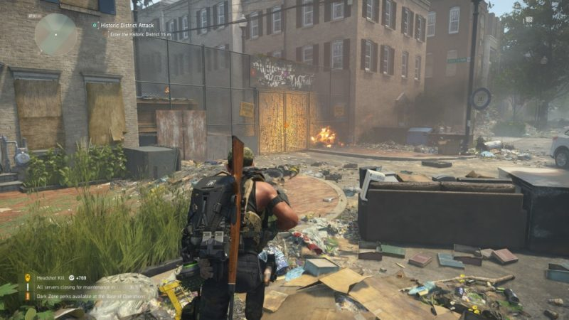 the division 2 - historic district attack guide and tips