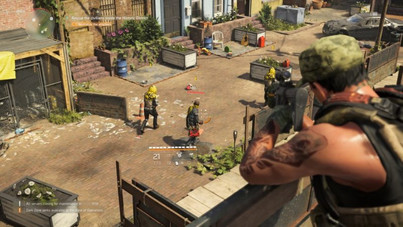 the division 2 - historic district attack mission walkthrough