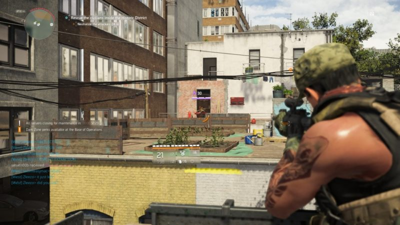 the division 2 - historic district attack mission wiki