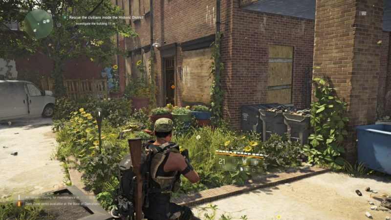 the division 2 - historic district attack quest guide