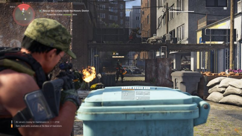 the division 2 - historic district attack tips