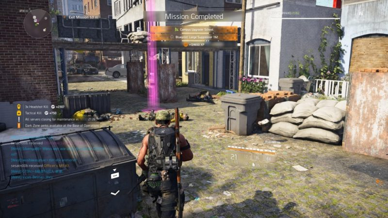 the division 2 - historic district attack tips guide