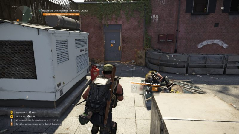 the division 2 - historic district attack walkthrough guide