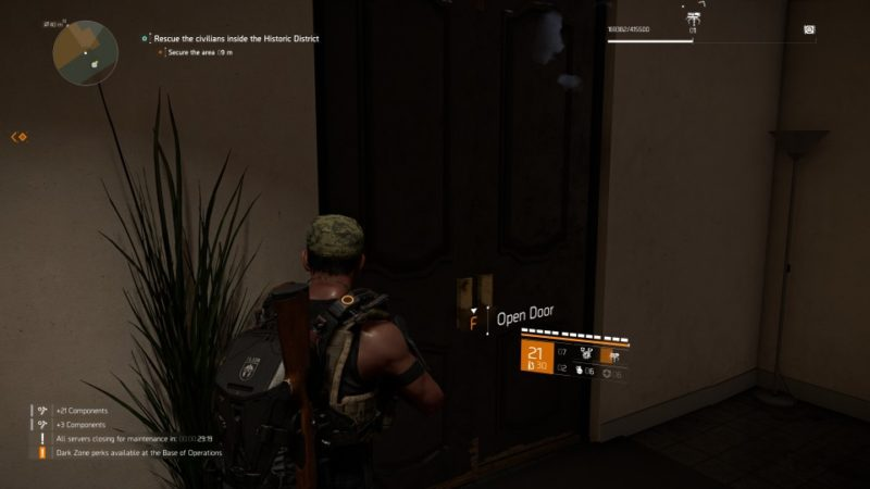 the division 2 - historic district attack walkthrough tips and guide