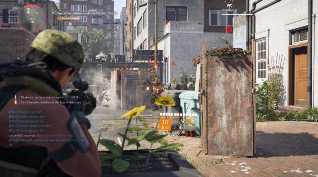 the division 2 - historic district attack wiki