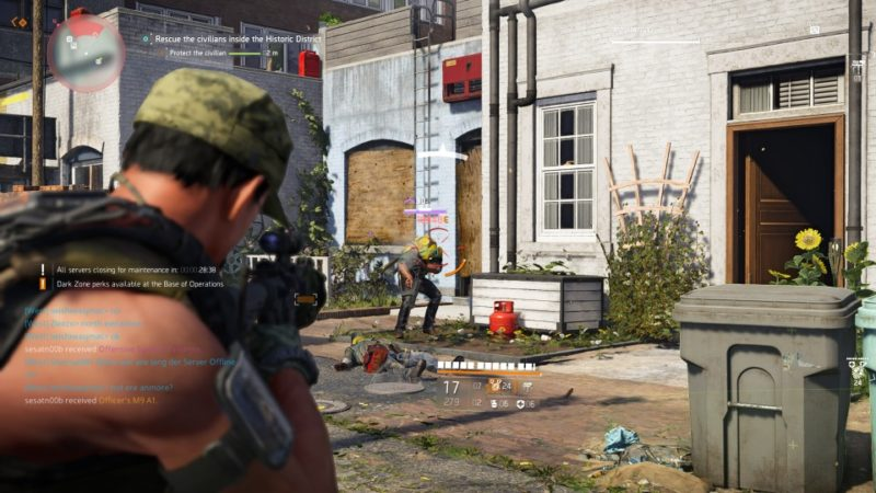the division 2 - historic district attack wiki and guide