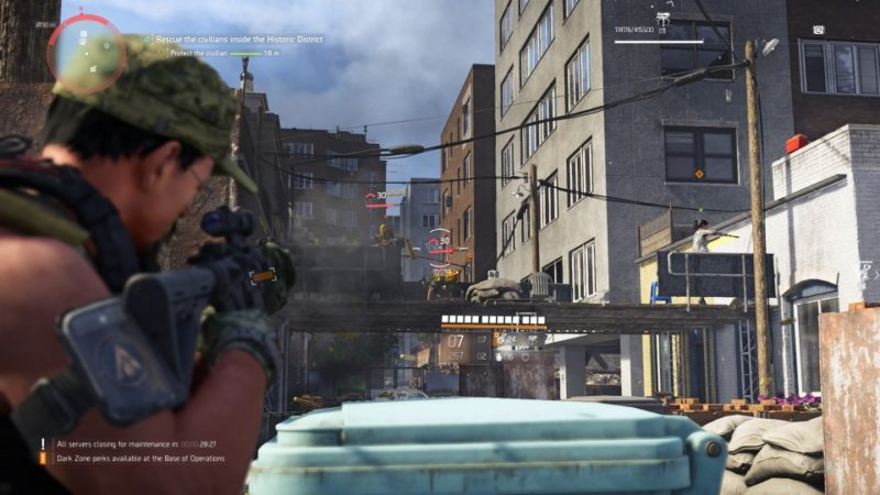 the division 2 - historic district attack wiki walkthrough