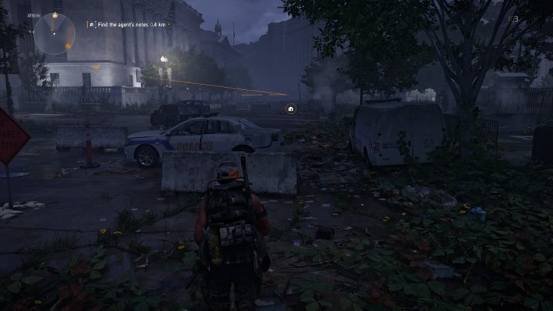 the division 2 - investigate downtown east safe house guide