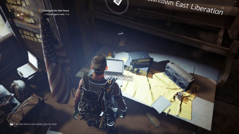 the division 2 - investigate downtown east safe house mission guide