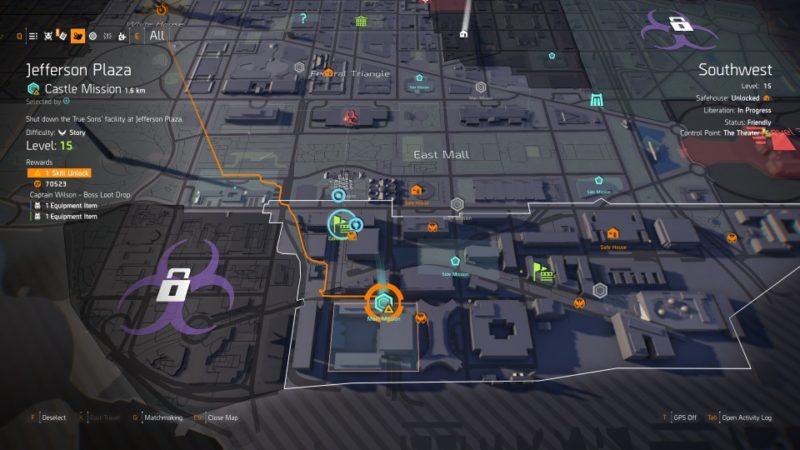 Jefferson Plaza - The Division 2 Walkthrough - Ordinary Reviews