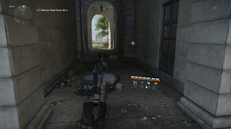 the division 2 - jefferson trade center guide and tips