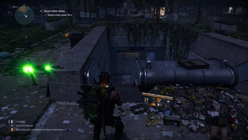 the division 2 - judiciary square metro station guide