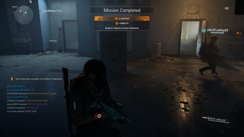 the division 2 - judiciary square metro station tips