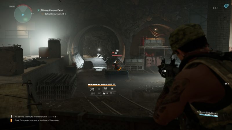 the division 2 - missing campus patrol walkthrough guide