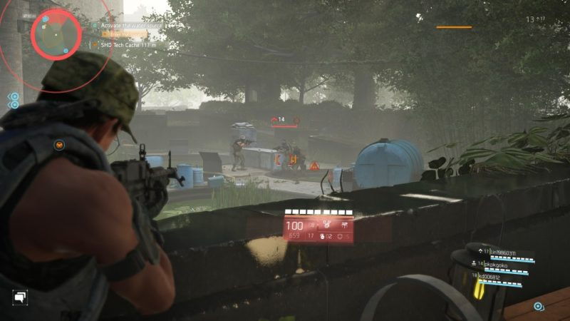 the division 2 - museum water source guide tips