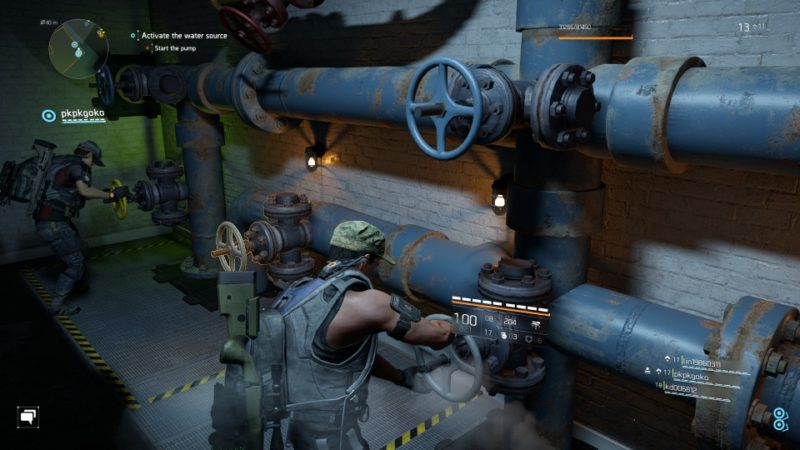 the division 2 - museum water source mission guide