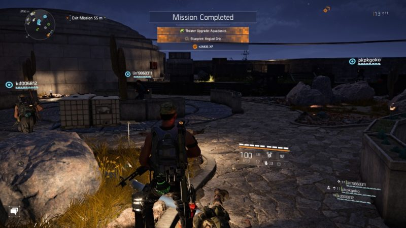 the division 2 - museum water source tips and guide