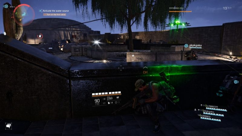 the division 2 - museum water source walkthrough tips and guide
