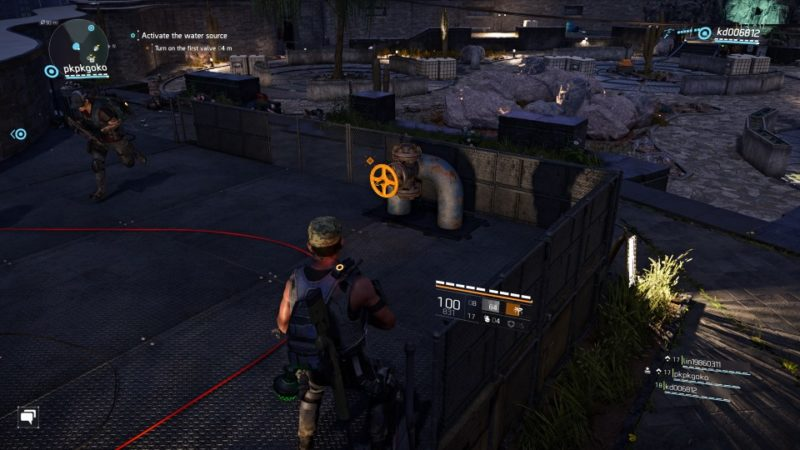 the division 2 - museum water source wiki