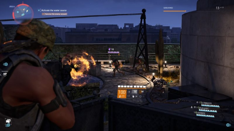the division 2 - museum water source wiki guide