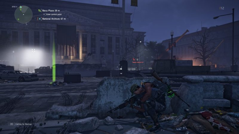 the division 2 - national archives guide