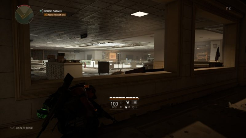 the division 2 - national archives mission guide