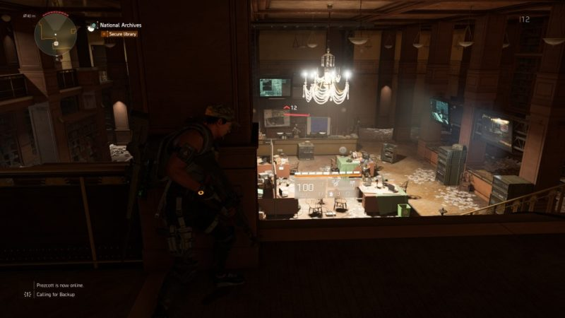 the division 2 - national archives quest guide