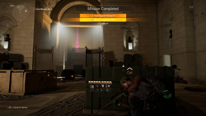 the division 2 - national archives tips guide