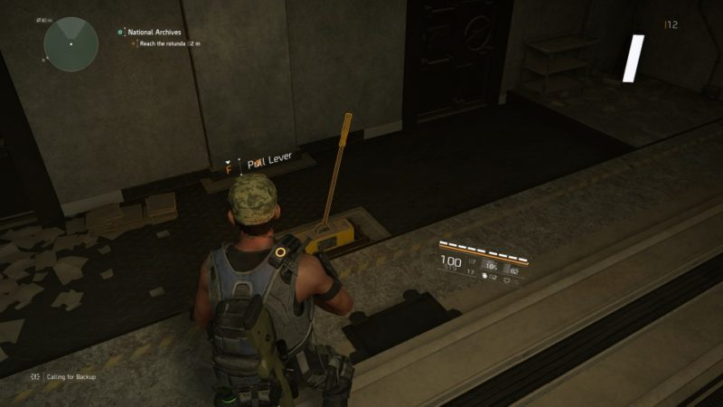 the division 2 - national archives walkthroughtips