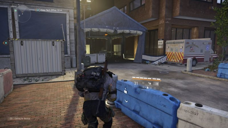 the division 2 - odea tech office guide and tips