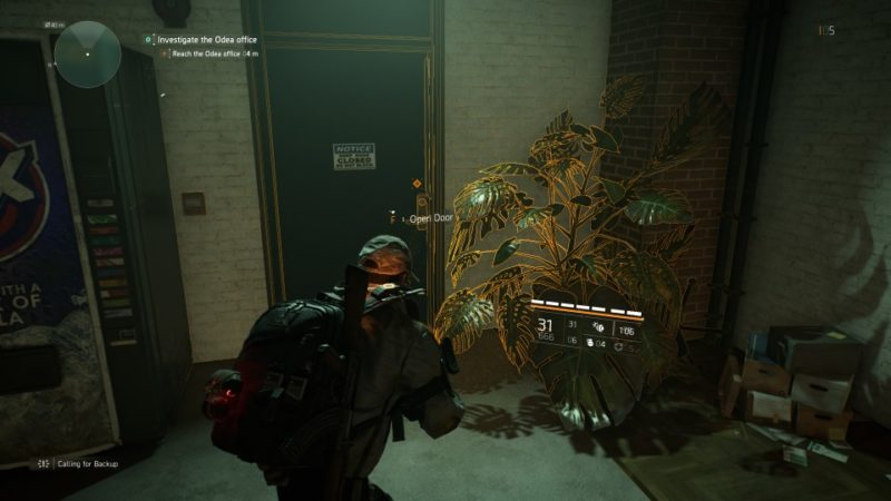 the division 2 - odea tech office mission walkthrough