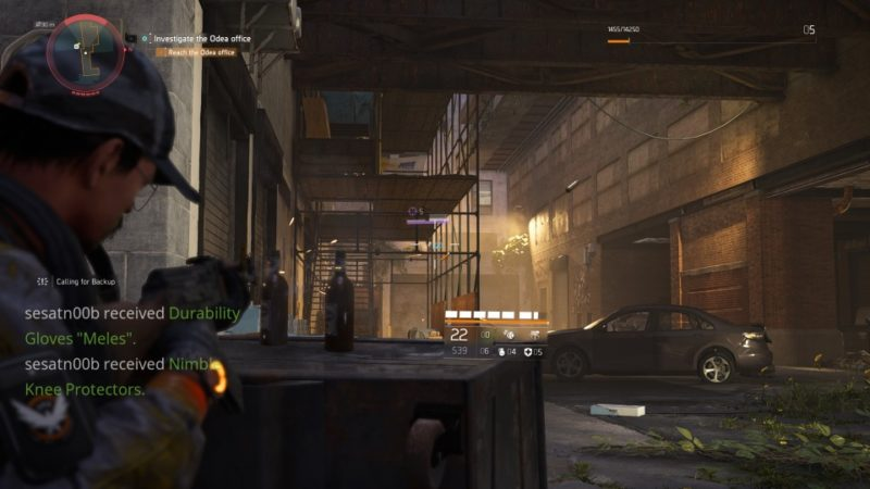 the division 2 - odea tech office quest guide