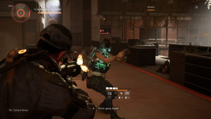 the division 2 - odea tech office tips and guide