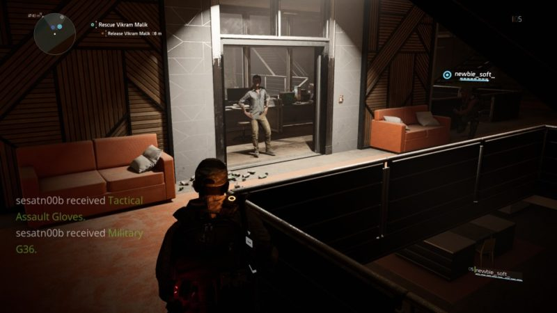 the division 2 - odea tech office wiki