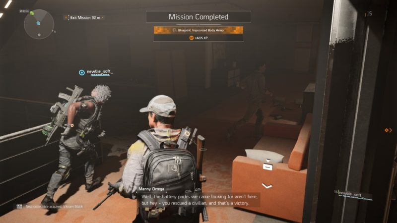 the division 2 - odea tech office wiki and guide
