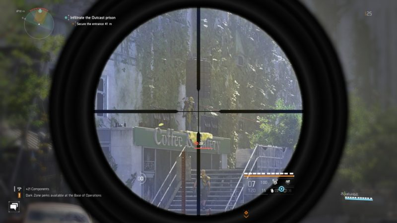 the division 2 - outcast work camp guide