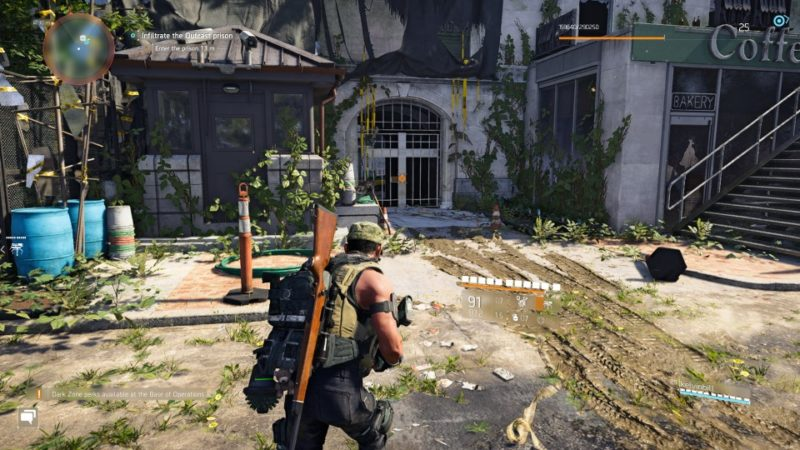 the division 2 - outcast work camp guide and tips