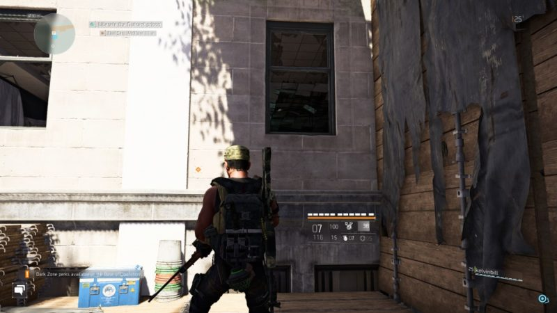 the division 2 - outcast work camp mission guide