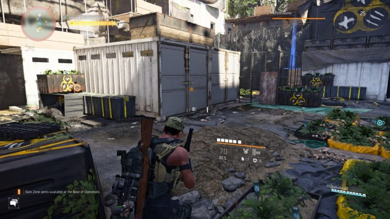 the division 2 - outcast work camp quest guide