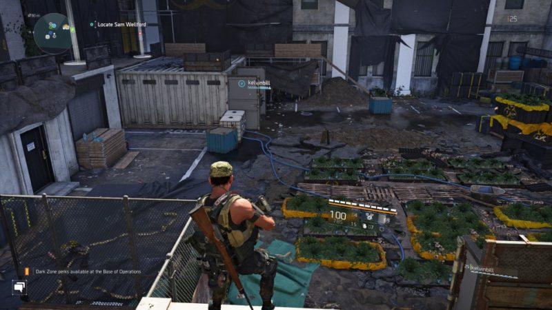 the division 2 - outcast work camp quest walkthrough