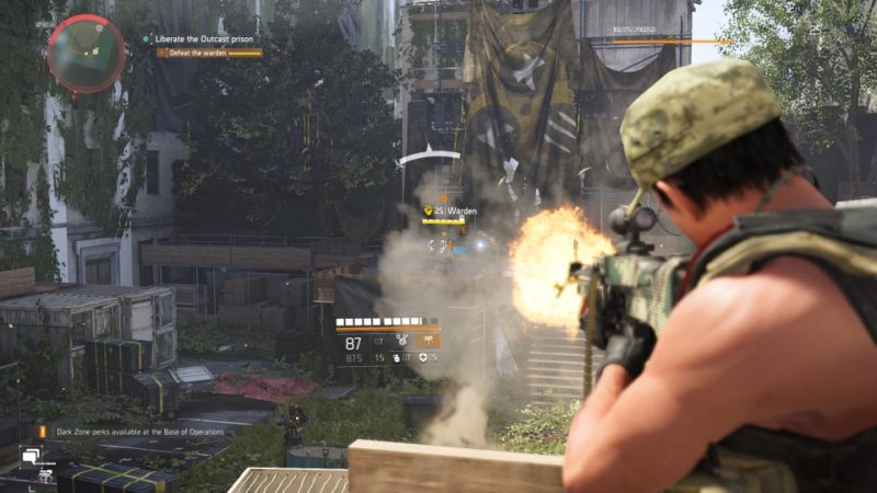 the division 2 - outcast work camp walkthrough guide