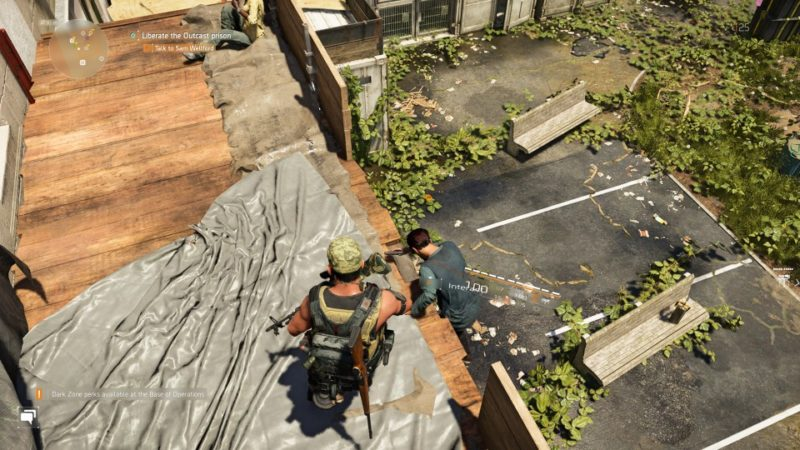 the division 2 - outcast work camp wiki and guide