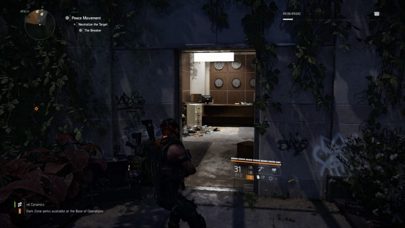 the division 2 - peace movement bounty tips