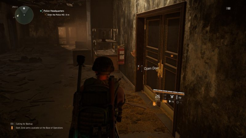 the division 2 - police headquarters guide wiki