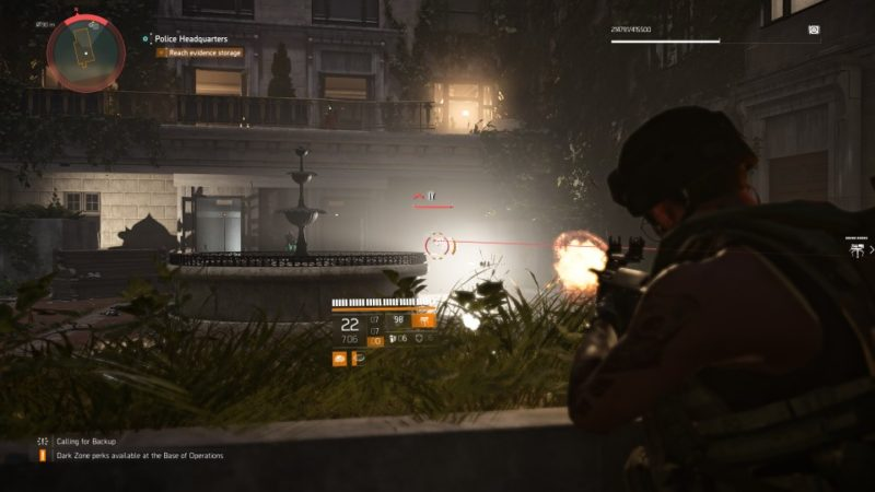 the division 2 - police headquarters mission guide