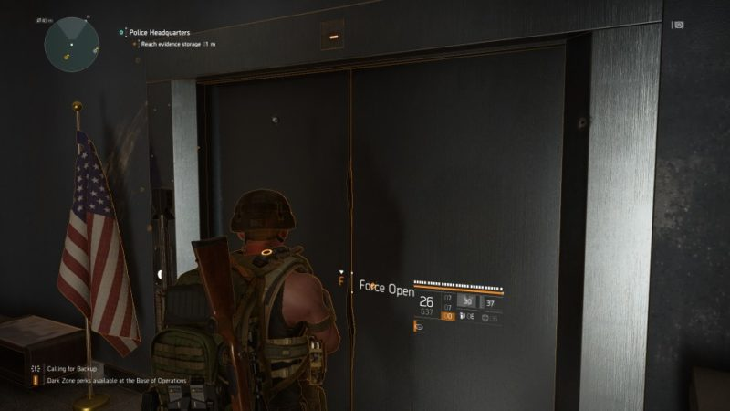 the division 2 - police headquarters mission walkthrough