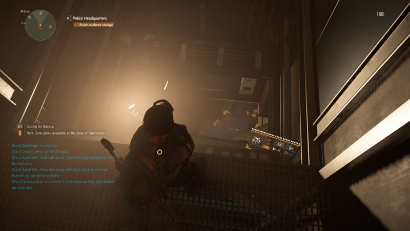 the division 2 - police headquarters mission wiki