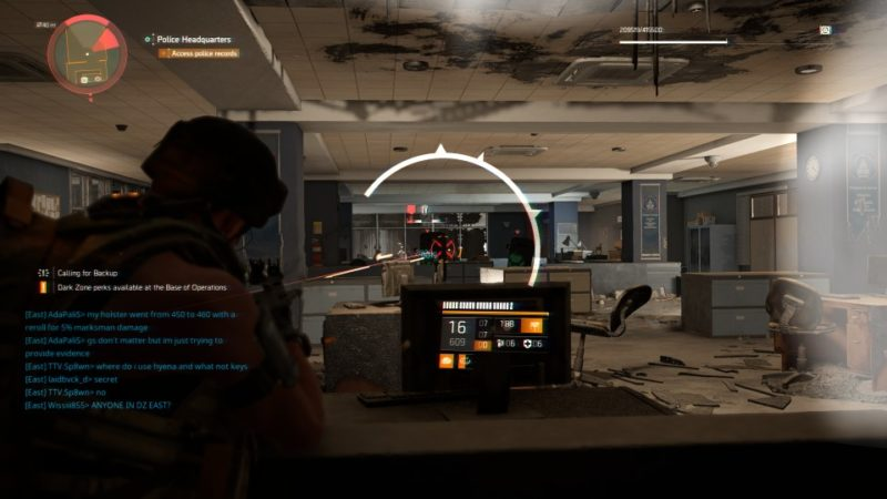 the division 2 - police headquarters quest guide